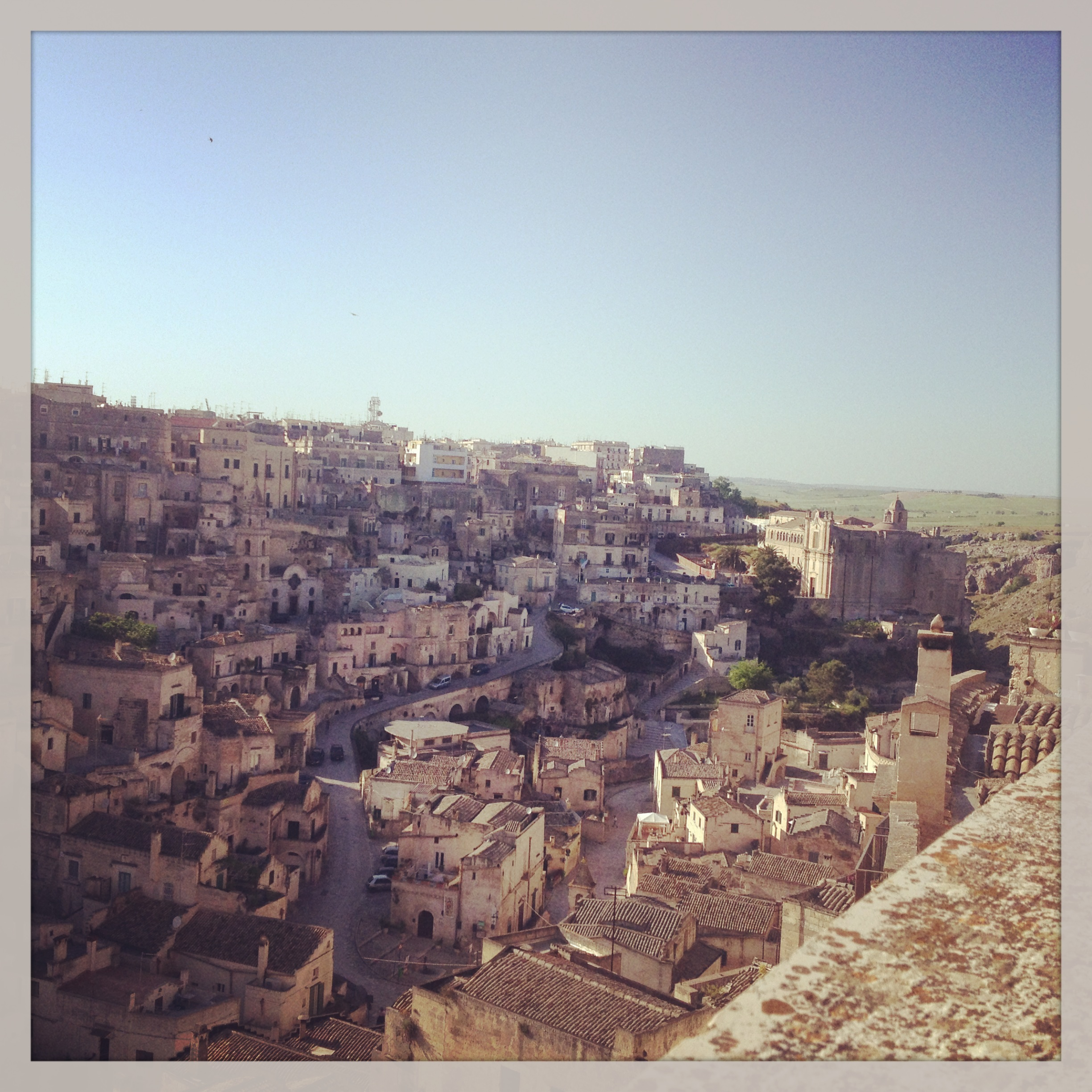 U-BOOT + NOMARE @CO-Living Matera