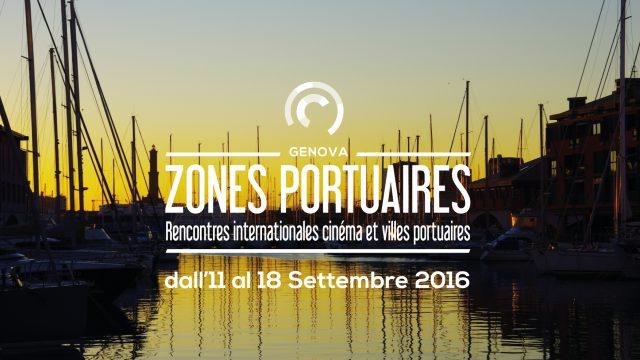 ZONES PORTUAIRES / Genova 2016