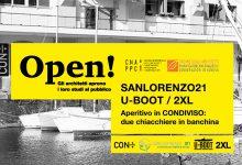 OPEN! / Aperitivo in Condiviso: due chiacchiere in banchina