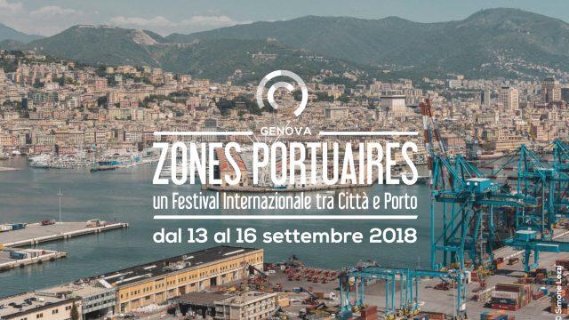 ZONES PORTUAIRES / Genova 2018